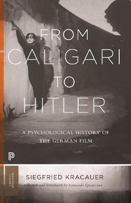 Image for From Caligari to Hitler - A Psychological History of the German Film from emkaSi