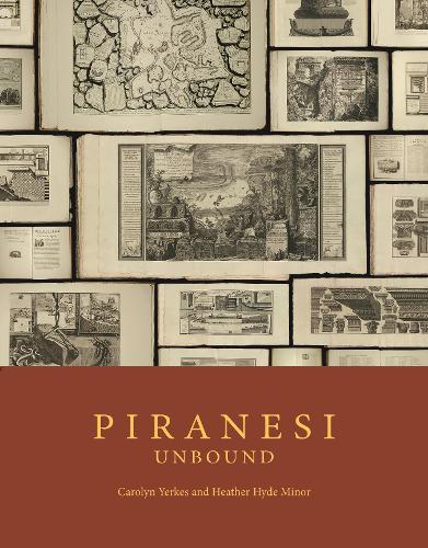 Image for Piranesi Unbound from emkaSi