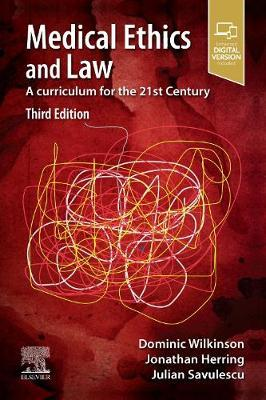 Image for Medical Ethics and Law - A curriculum for the 21st Century from emkaSi