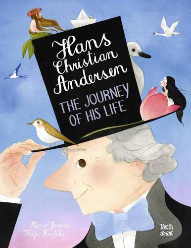 Image for Hans Christian Andersen: The Journey of his Life from emkaSi