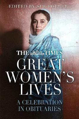 Image for The Times Great Women's Lives - A Celebration in Obituaries from emkaSi