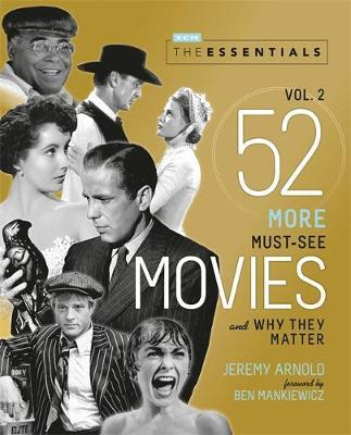 Image for The Essentials Vol. 2 - 52 More Must-See Movies and Why They Matter from emkaSi