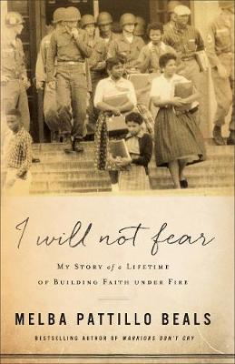 Image for I Will Not Fear - My Story of a Lifetime of Building Faith Under Fire from emkaSi