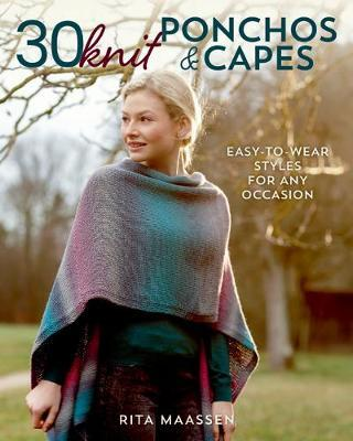 Image for 30 Knit Ponchos and Capes - Easy-To-Wear Styles for Any Occasion from emkaSi