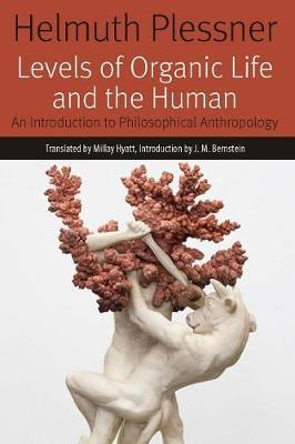 Image for Levels of Organic Life and the Human - An Introduction to Philosophical Anthropology from emkaSi