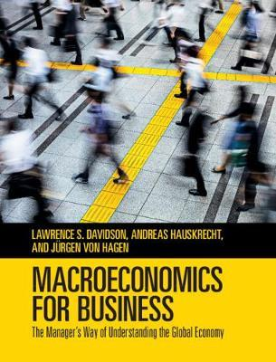 Image for Macroeconomics for Business - The Manager's Way of Understanding the Global Economy from emkaSi