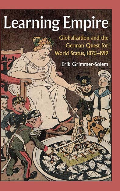 Image for LEARNING EMPIRE: GLOBALIZATION AND THE GERMAN from emkaSi