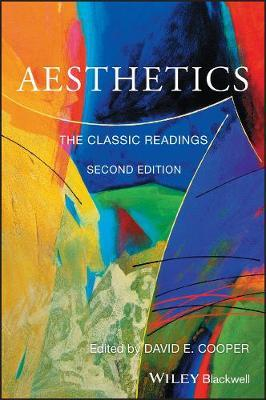 Image for Aesthetics - The Classic Readings from emkaSi