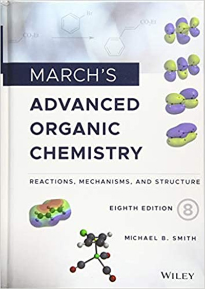 Image for MARCH`S ADVANCED ORGANIC CHEMISTRY: REACTIONS from emkaSi