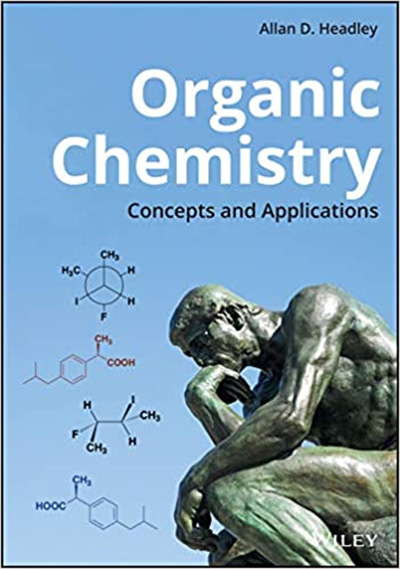 Image for ORGANIC CHEMISTRY: CONCEPTS AND APPLICATIONS from emkaSi