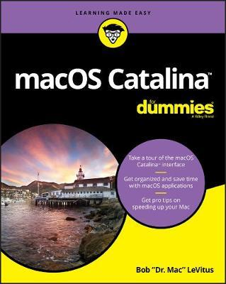 Image for macOS Catalina For Dummies from emkaSi