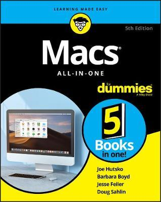 Image for Macs All-In-One For Dummies from emkaSi