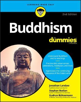 Image for Buddhism For Dummies from emkaSi