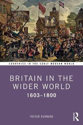 Image for Britain in the Wider World - 1603-1800 from emkaSi