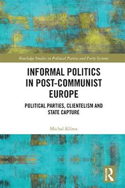 Image for INFORMAL POLITICS IN POST-COMMUNIST EUROPE from emkaSi