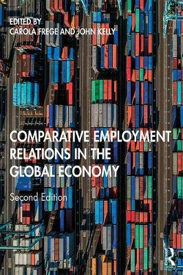 Image for Comparative Employment Relations in the Global Economy from emkaSi