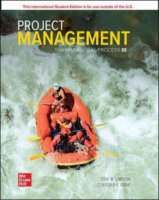 Image for ISE Project Management: The Managerial Process from emkaSi