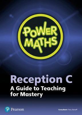 Image for Power Maths Reception Teacher Guide C from emkaSi