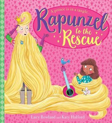 Image for Rapunzel to the Rescue! from emkaSi