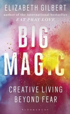 Image for Big Magic: Creative Living Beyond Fear from emkaSi