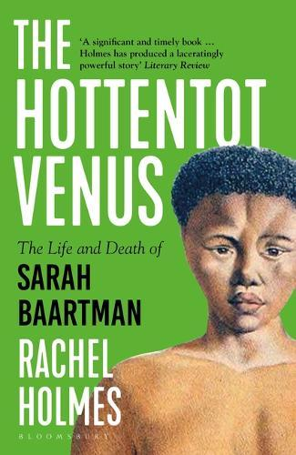 Image for The Hottentot Venus - The Life and Death of Sarah Baartman from emkaSi