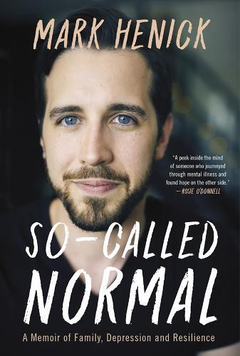 Image for So-Called Normal - A Memoir of Family, Depression and Resilience from emkaSi