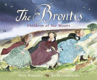 Image for The Brontes - Children of the Moors - A Picture Book from emkaSi