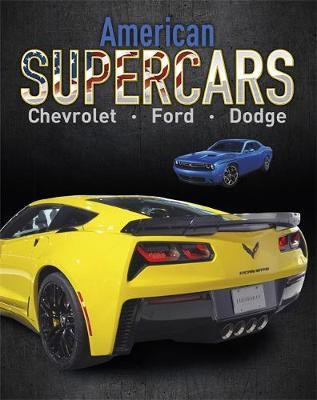 Image for Supercars: American Supercars - Dodge, Chevrolet, Ford from emkaSi