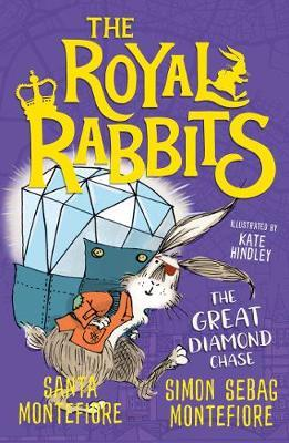 Image for The Royal Rabbits: The Great Diamond Chase from emkaSi