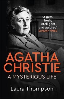 Image for Agatha Christie - A Mysterious Life from emkaSi