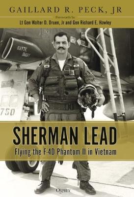 Image for Sherman Lead - Flying the F-4D Phantom II in Vietnam from emkaSi