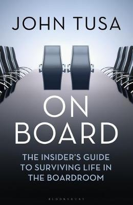Image for On Board - The Insider's Guide to Surviving Life in the Boardroom from emkaSi