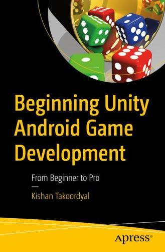 Image for Beginning Unity Android Game Development - From Beginner to Pro from emkaSi