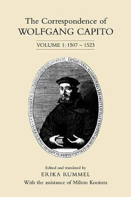 Image for The Correspondence of Wolfgang Capito - Volume 1: 1507-1523 from emkaSi