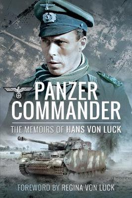 Image for Panzer Commander - The Memoirs of Hans von Luck from emkaSi