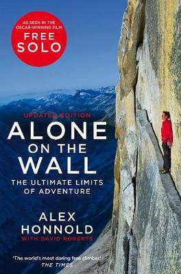 Image for Alone on the Wall - Alex Honnold and the Ultimate Limits of Adventure from emkaSi