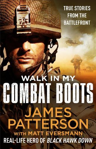 Image for Walk in My Combat Boots - True Stories from the Battlefront from emkaSi