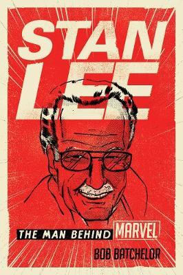 Image for Stan Lee - The Man behind Marvel from emkaSi