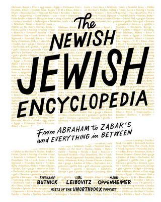 Image for The Newish Jewish Encyclopedia - From Abraham to Zabar's and Everything in Between from emkaSi
