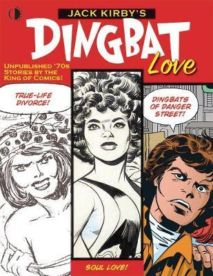 Image for Jack Kirby's Dingbat Love from emkaSi