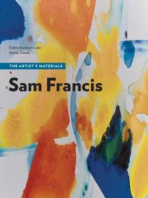 Image for Sam Francis - The Artist's Materials from emkaSi