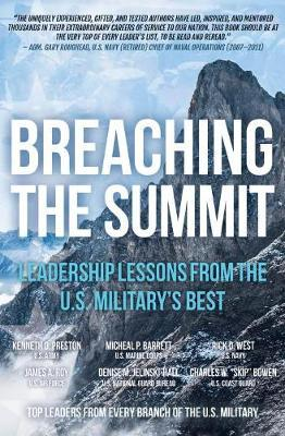 Image for Breaching the Summit - Leadership Lessons from the U.S. Military's Best from emkaSi