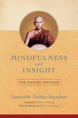 Image for Mindfulness and Insight - The Mahasi Method from emkaSi