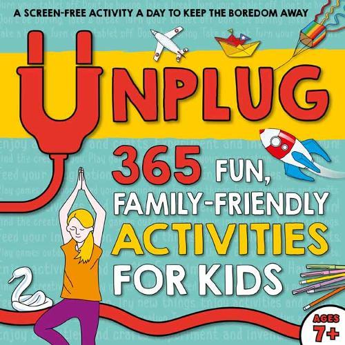 Image for Unplug: 365 Fun, Family-Friendly Activities for Kids from emkaSi