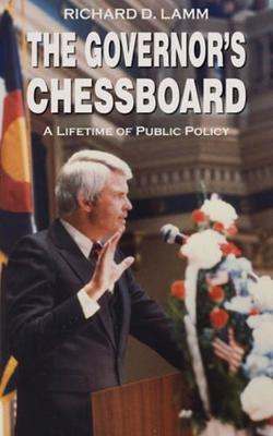 Image for The Governor's Chessboard - A Lifetime of Public Policy from emkaSi