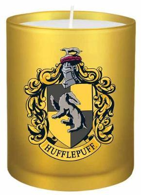 Image for Harry Potter: Hufflepuff Glass Votive Candle from emkaSi