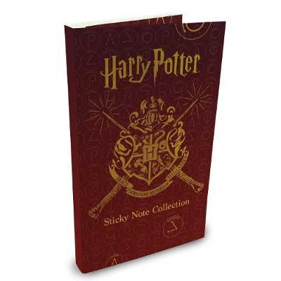 Image for Harry Potter Sticky Note Collection from emkaSi