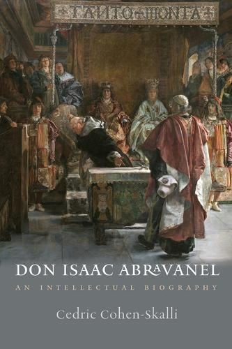 Image for Don Isaac Abravanel - An Intellectual Biography from emkaSi