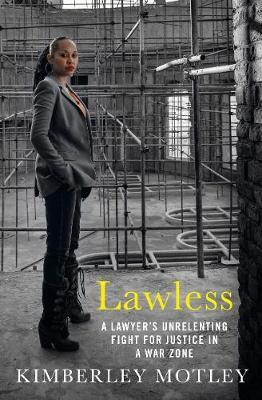 Image for Lawless - A lawyer's unrelenting fight for justice in a war zone from emkaSi