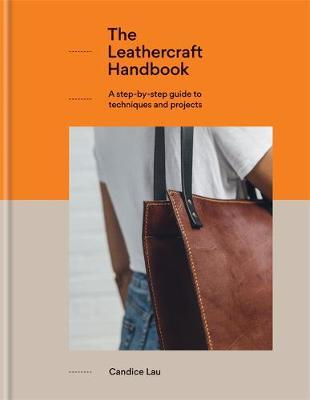 Image for The Leathercraft Handbook - 20 Unique Projects for Complete Beginners from emkaSi